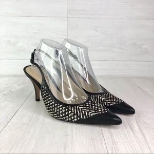Ann Taylor Heels Women's Size 8.5